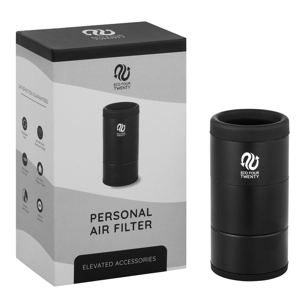 eco four twenty personal air filter starter set go set