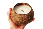 eco friendly coconut candle