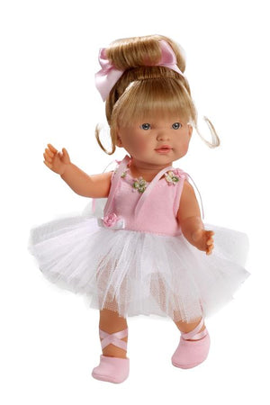 Valeria Ballet Fashion Doll