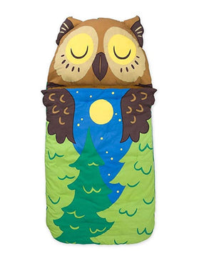 Owl Sleeping Bag