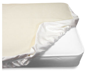 Organic Cotton Waterproof Bassinet Pad PB62W