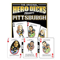 Playing Cards - Pittsburgh Steelers - Football