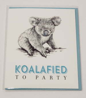 Card - Koalafied