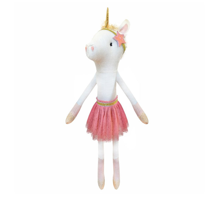 Star Unicorn Handmade Doll