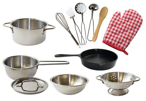 Deluxe Kitchen Pots & Pans