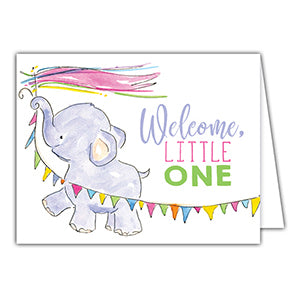 Card - Welcome Little One