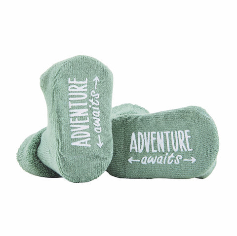 Adventure Awaits Socks