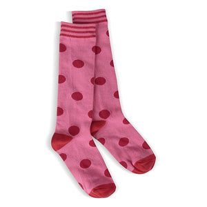 Tulip Dot Socks