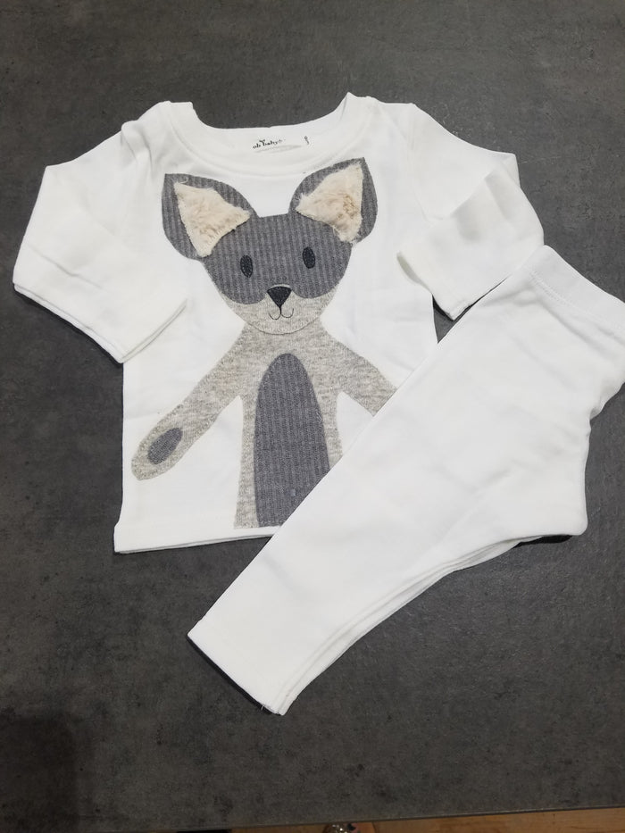 Willow Racoon 2PC Set