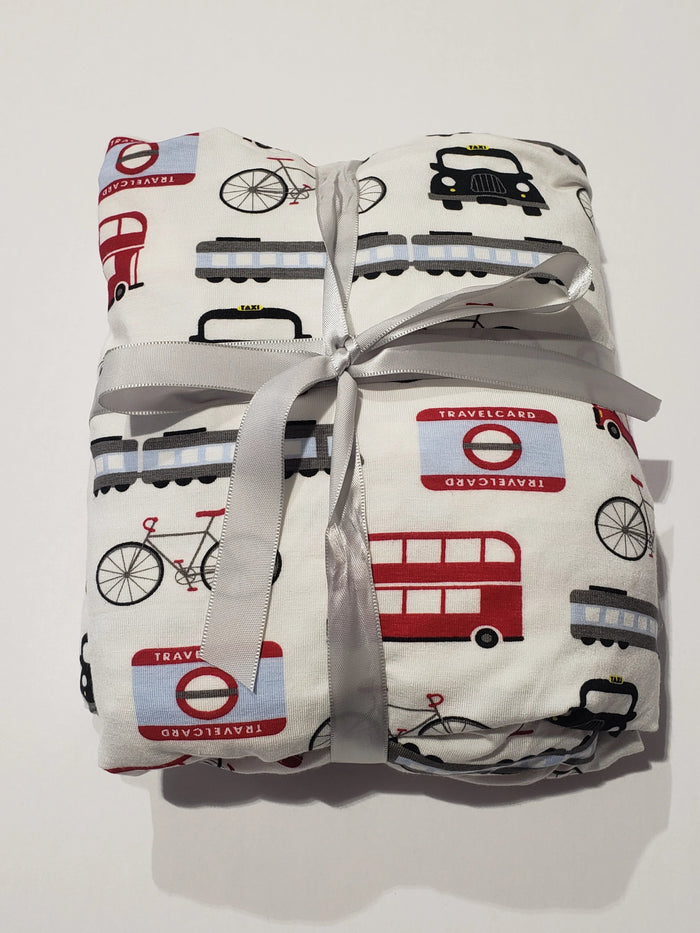 Crib Sheet, London Transport