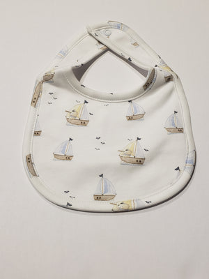 Adventure At Sea Bib