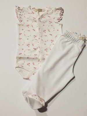 Baby Flowers 2PC Set