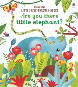 Are You There Little Elephant Book