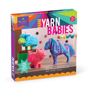 Farm Yarn Babies Kit