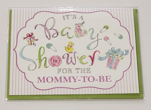 Card - Mommy To Be