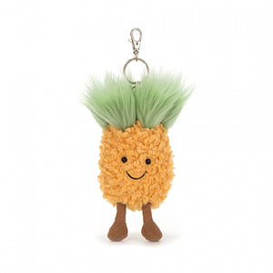 Amuseable Pineapple Bag Charm