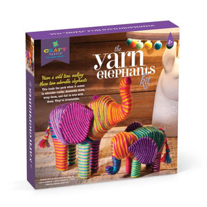 Yarn Elephants Kit