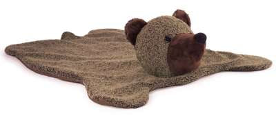 Woodlands Bear Rug