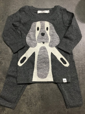 Buddy Dog L/S 2PC Set