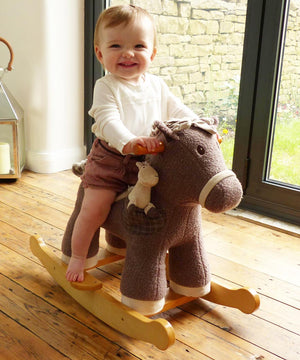 Bobble/Pip Rocking Horse