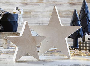 White Stars - Set Of 2
