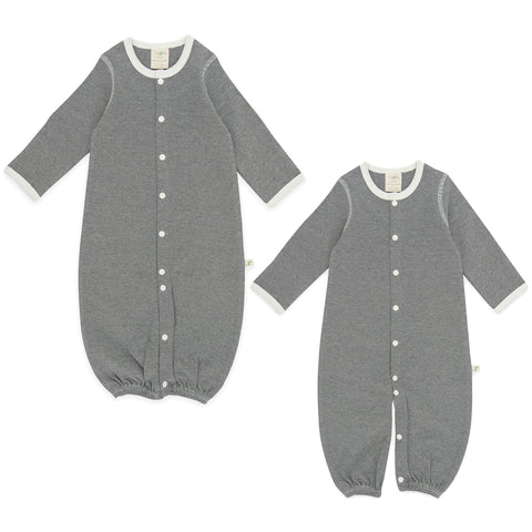 Diamond Stripes Sleepsuit