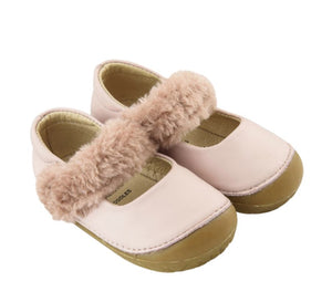 Jane Faux Fur Shoes