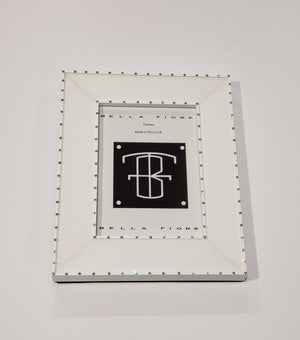 Tribeca Jeweled Picture Frame 5x7