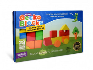 Gecko Blocks - 28 Block Set