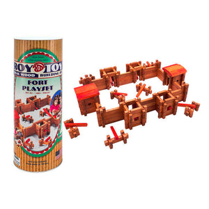 Roy Toy The Fort Playset