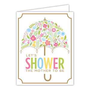 Card - Shower Mother To Be