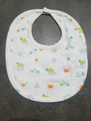 Beachy Fun Bib