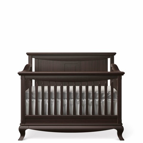 Antonio Convertible Crib - Solid Back