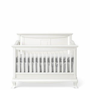 Antonio Convertible Crib, Solid Back