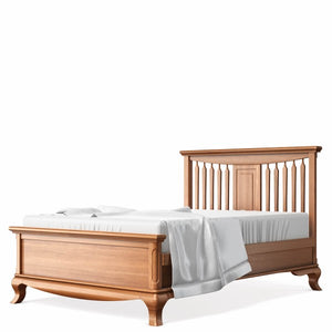 Full Bed Open Back Bruno Antico