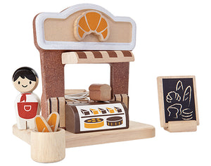 The Bakery, Play Figurine