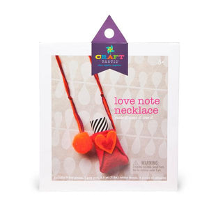 Love Note Necklace