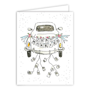 Card - Just Married