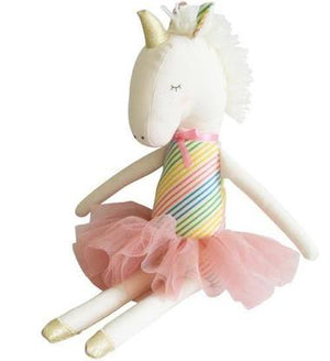 Yvette Rainbow Unicorn