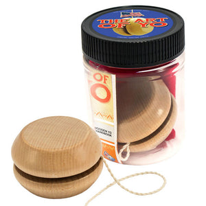 Art Of Yo-yo Toy Jar W / Pouch