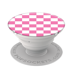 PopSocket - Checker Pink