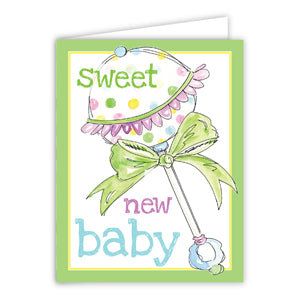 Card - Sweet New Baby Multi
