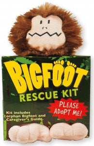 Rescue A Bigfoot Kit
