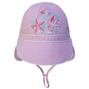 Blossom UV 50+ Flap Hat