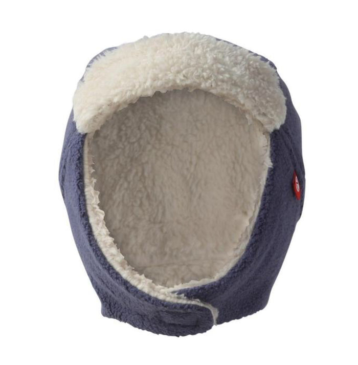 Cozie Fleece Trapper Hat, Denim Navy