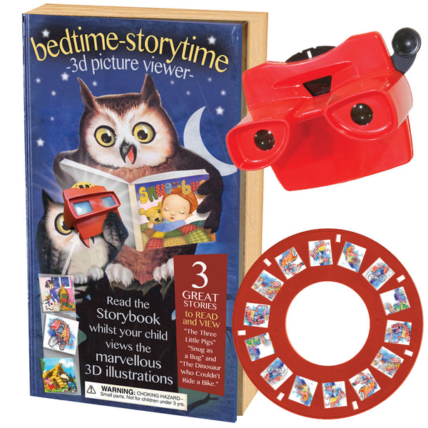 Bedtime Stories 3D Viewer