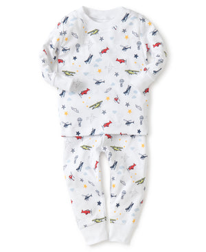 Aviators 2Pc Pajamas