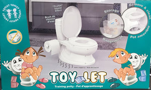 Toy*Let Potty Seat