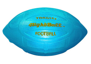 Nightball Inflated Football 8.5""