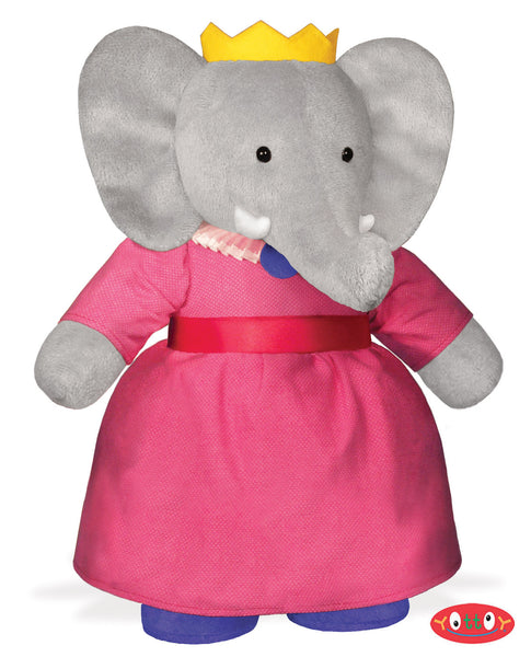 Babar The Elephant's Queen Celeste